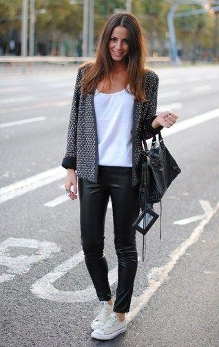 b032930abf932 Comment adopter le look sportswear chic au féminin | Look Sportswear ...