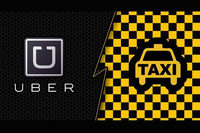 Por que o táxi nao tem chance de vencer o Uber | texto de Berenice Ring - Blue Bus