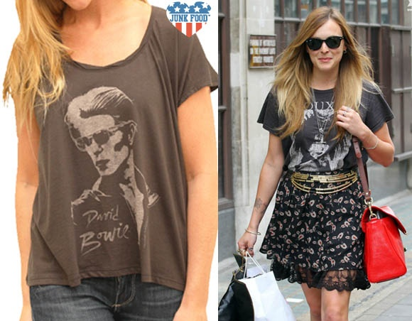 Official Junk Food Clothing Blog - Junk Food Tees - Retro and Vintage Tees: *SHOP THIS TREND* MONOCHROME