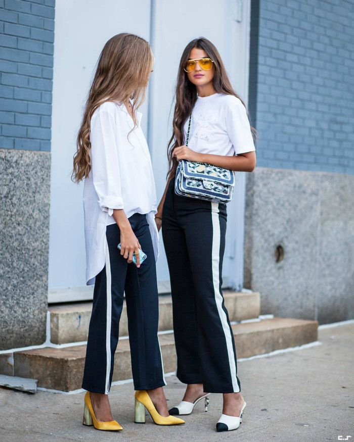 5 Trends: Track Pant