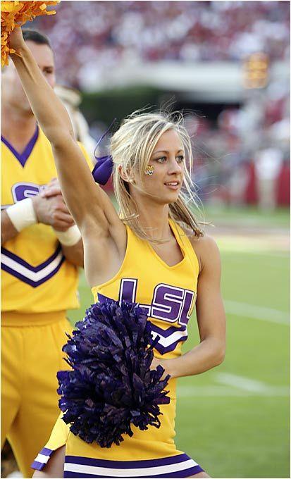 Lsu cheerleader sex