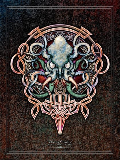http://shop.webomator.com/celtic-art-works/celtic-art-archival-prints/CthelticCthulhuCU1.jpg