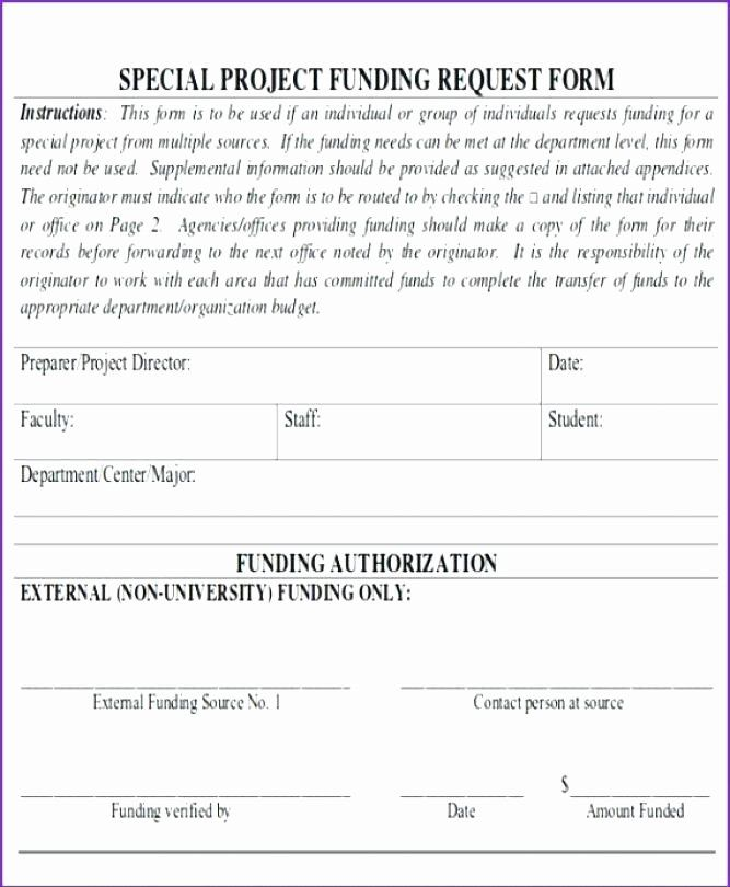 Fund Request Form Template In 2020 Invoice Template Word Templates