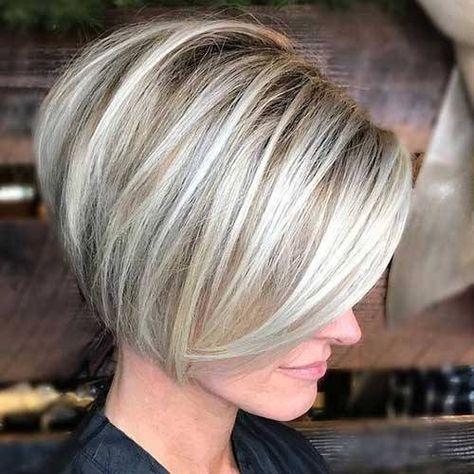 20 schicke kurze Bob Haarschnitte für 2018
