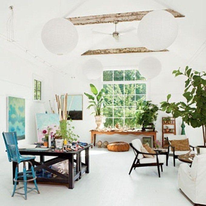 20 Inspiring Artist Studio Designs Art Studio At Home Backyard Art Studio Art Studio Space