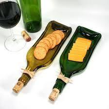 Resultado de imagen para botellas de vidrio aplastadas