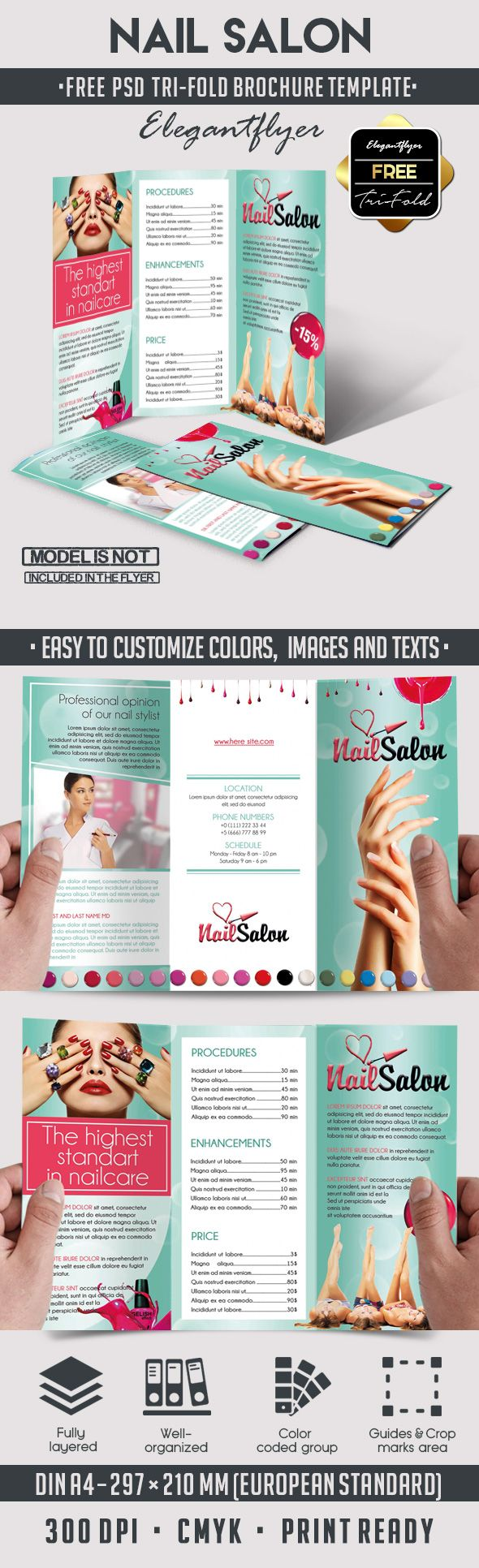 Best Free Brochure Templates Images On Pinterest Brochures - Templates for brochures free