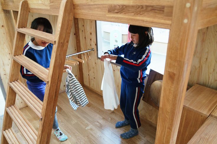 Galería de Ouchi / HIBINOSEKKEI + Youji no Shiro + Kids Design Labo - 8