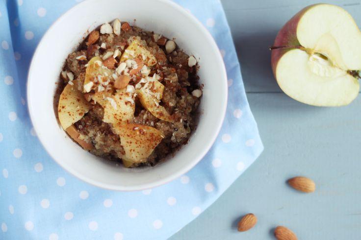 Dziś mam dla Was 5 inspiracji na zdrowe śniadanie*. Są to głównie śniadania na słodko, gdyż janajchętniej w taki sposób zaczynam dzień… Lubię słodki smak i takie rzeczy nastrajają mnie pozytywnie :). Jaglanka jabłkowo- bakaliowa to po prostu jaglana wersja komosanki, którą kiedyś już Wam pokazywałam. Jest to ten sam przepis, tylko można powiedzieć, że… Czytaj więcej …