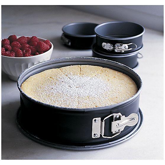 Kaiser® Nonstick Springform Pan in Bakeware   Crate and Barrel