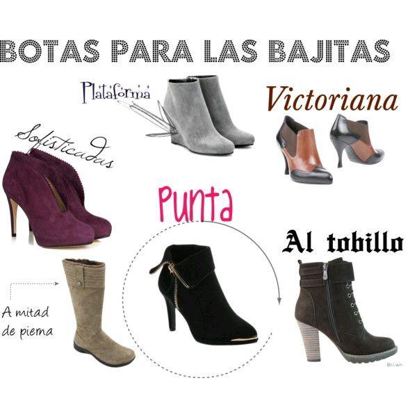 botas para las 'bajitas'