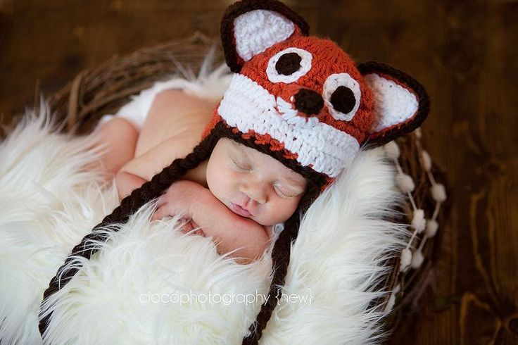 Foxy Fox Hat Pattern
