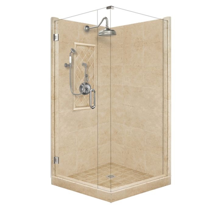 corner shower kits 17 best ideas about corner shower kits on 10401