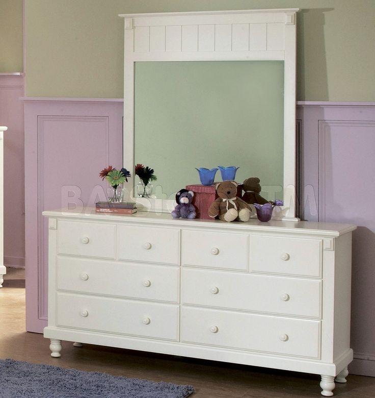 dresser mirror plans white color ideas