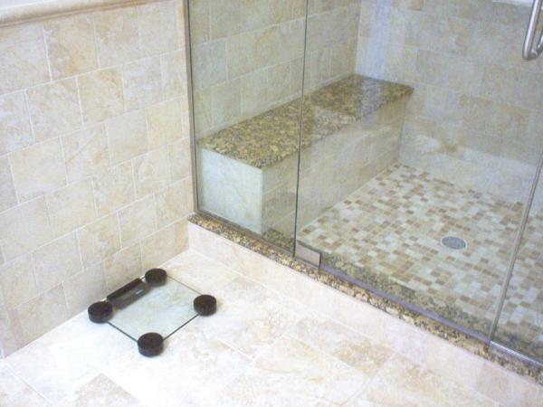 11 best Shower Niche Ideas images on Pinterest Bath - fliesen k amp uuml che wand