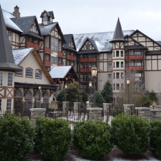 Pigeon Forge,TN The Inn at Christmas Place  My Favorite place to stay!!! It is soooo beautiful. Christmas year round