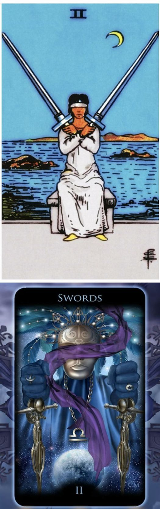 Two of Swords: no clear choice and both choices end in suffering (reverse). Rider Tarot deck and Legacy Tarot deck: read my tarot cards online free, tarotjournaling vs free tarot love reading lotus. New tarot reading and pagani zonda. #backtonature #tarotspread #application #ghost #themoon #androidapplication