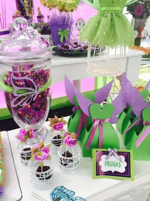 112 best Tinkerbell Party Ideas images on Pinterest Birthday