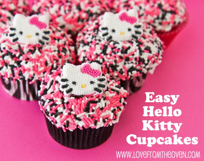 Hello Kitty Cake & Other Character Decorating Ideas - Love From ...