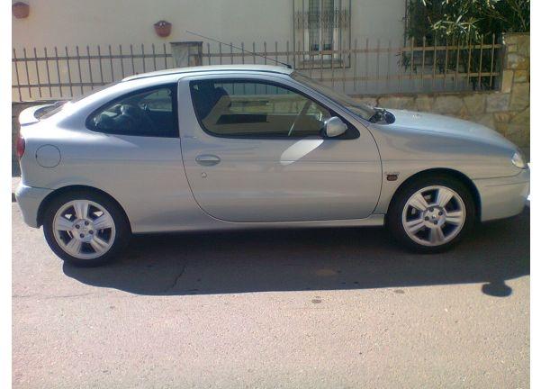 ¿Necesitas un coche? ¡Oportunidad!  Renault megane coupe impecable  tablon de anuncios #segundamano #comprar y #vender #Salamanca #España