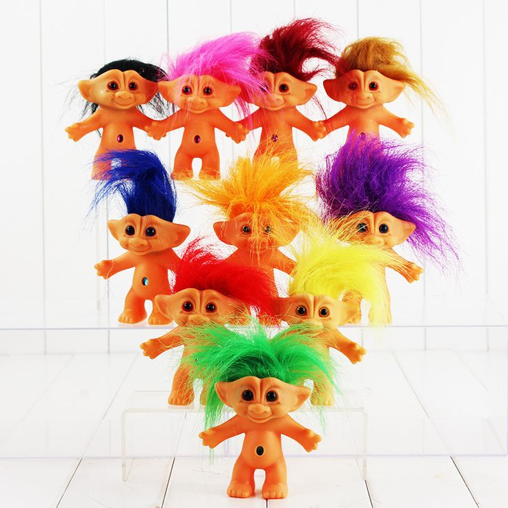 We are totally stoked on these f...ing pants!  Troll Doll Leproc...