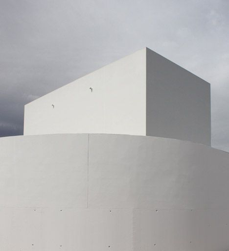 The poet's house/ Casa Moliner by Alberto Campo Baeza