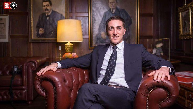 INTERNET-STAR MATTEO ACHILLI (22) VERRÄT EXKLUSIV MEIN Bauplan für das größte Job-Netzwerk der Welt