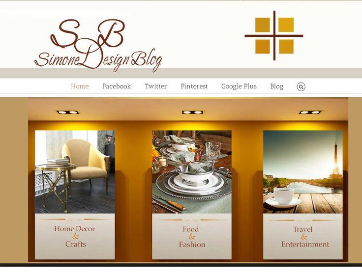 My Newest Design - Simone Design Blog