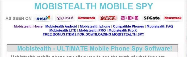 mobile spy mobistealth for blackberry 8520