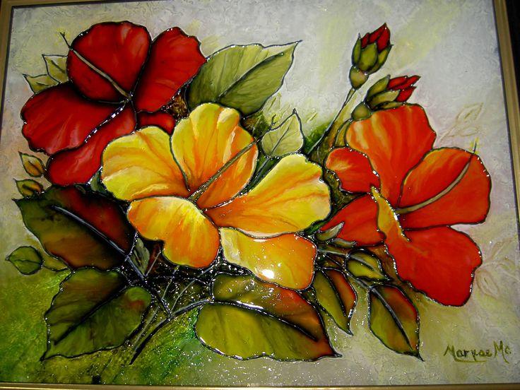 jolis hibiscus