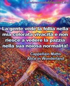 Cappellaio Matto-Alice in Wonderland