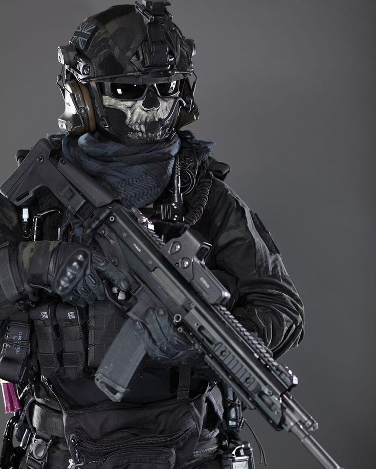My first Kitbash - Modern Warfare (beware 16 images) - OSW ...