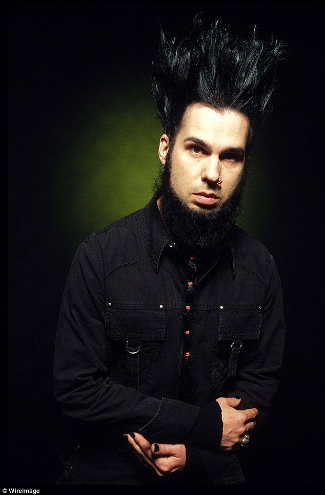 He will be missed: Wayne Static, AKA Wayne Richard Wells, has passed away at the age of 48
