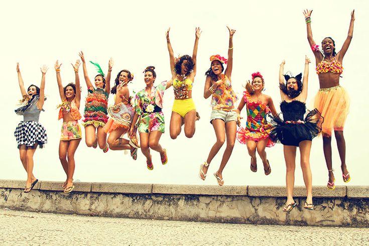 Fantasias da Farm pro Carnaval!: Style, Farms, Carnaval Halloween Parties, Blog