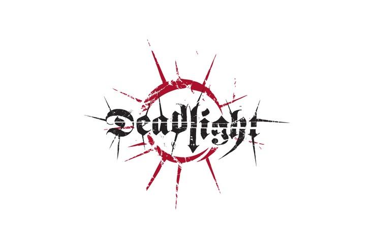 """Logo für die Metal-Band """"Deadlight"""""""