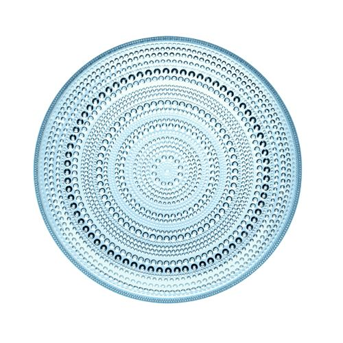 iittala Dewdrop Light Blue Dinner Plate $48.00