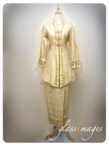songket gold - Google Search
