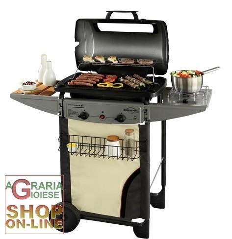 CAMPINGAZ BARBECUE A PIETRA LAVICA EXPERT DELUXE COD. 203878 8600W http://www.decariashop.it/barbecue-a-gas/3042-campingaz-barbecue-a-pietra-lavica-expert-deluxe-cod-203878-8600w-3138522038786.html