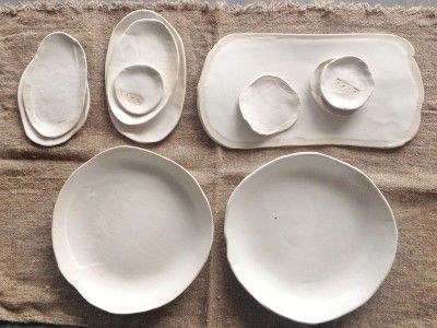 neutral plates, rectangular