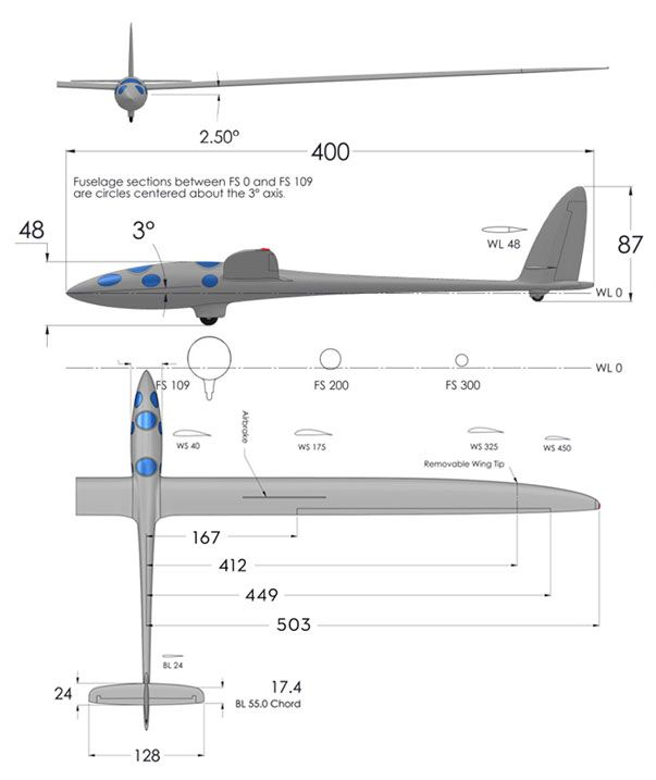 Aircraft | Perlan Project