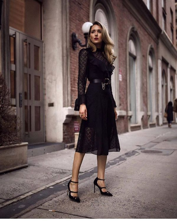 What To Wear On A First Date To Dinner: 40 Dinner Date