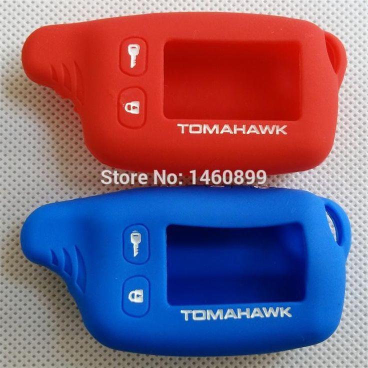 TW9010 Klucz Silikonowy Przypadku, kompatybilny z Tomahawk TW-9010/TW9030/9020 Zdalnego, TW-9020/TW-9030, TW 9010 9020 9030 Key Fob łańcuch