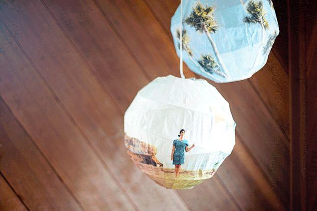 30 Creative Ways to Repurpose Photos via Brit + Co.