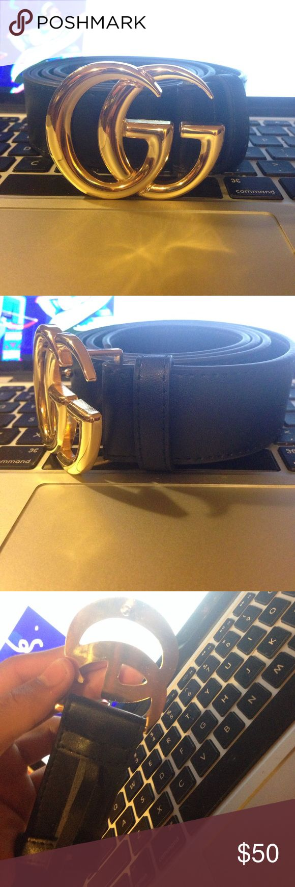 Gucci Belt New This is brand new and size 36-38, also a rep Gucci Accessories Belts