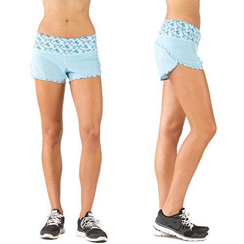 SAYFUT - Womens Activewear Running Bike Shorts Double