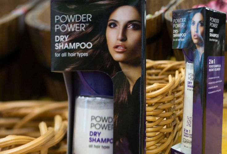 Can't live without your dry shampoo? Stop the oil on your non-wash days. Flat hair? It'll give you some volume, too! Powder Power helps to naturally increase body and shine. Packed with corn start ...