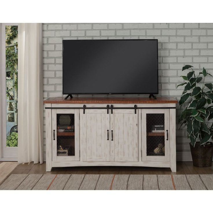Sandberg Furniture Martin Svensson Home Taos 65 in. TV Stand - 90906