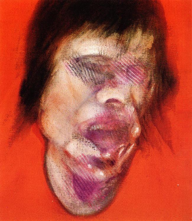 Francis Bacon: Mick Jagger