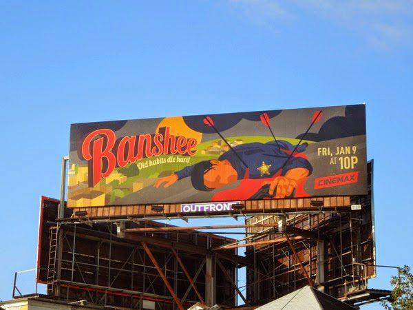 Banshee arrivata alla terza stagione convince solo a metà, con un nuovo cattivone che spaventa e un altro che invece risulta assai debole.