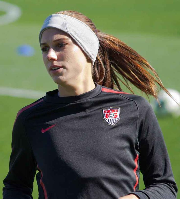 03. Alex Morgan – $70,000 Top 10 Highest Paid Female Soccer Players 2015:- http://www.sportyghost.com/top-10-highest-paid-female-soccer-players/ #soccer #football #uswnt